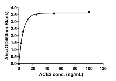 COVID-19 Spike-ACE2 binding assay