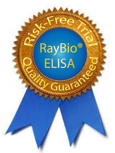 Blue Ribbon Seal ELISA